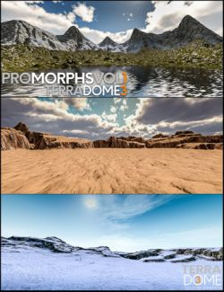 Pro-Morphs-Vol1 For TerraDome 3