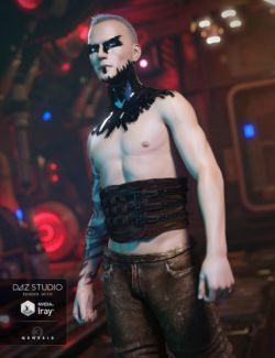 Scion for Genesis 3 Male