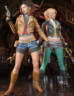 Myrna Outfit for Genesis 3 Female(s)