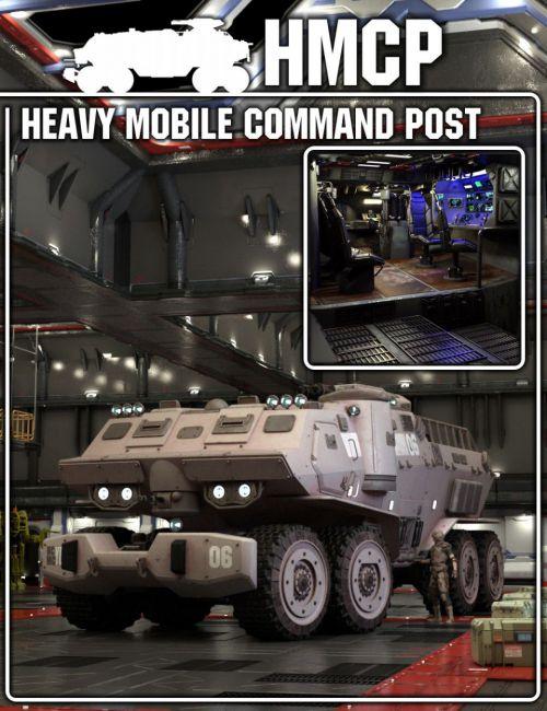 Heavy Mobile Command Post