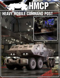 Heavy Mobile Command Post