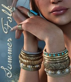 SummerFolk Bangles
