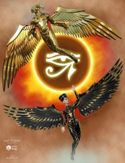 Wings of Horus for Genesis 3