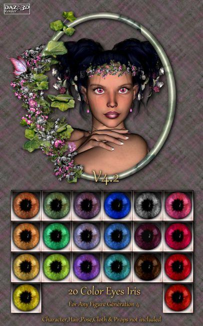 Botany : Floral Eyes