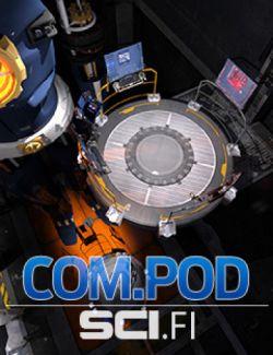 Sci-Fi Com-Pod