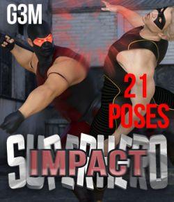 SuperHero Impact G3M Volume 1