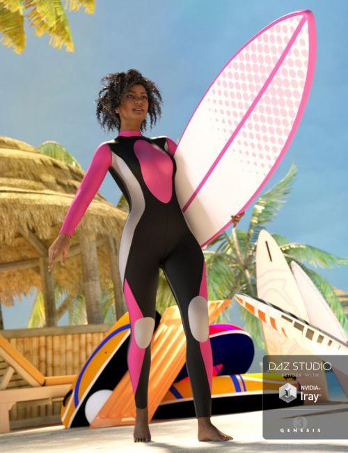 Wave Breakers for Genesis 3 Female(s)