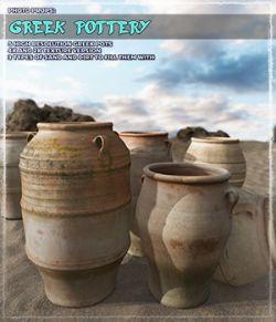 Photo Props: Greek Pottery