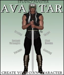 STUDIO*MASTER: Create Avatar Characters with Daz Studio 4.6