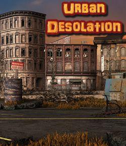 Urban Desolation Backgrounds