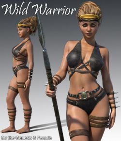 Wild Warrior for the Genesis 3 Female