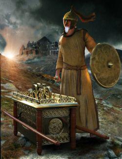 Warrior Monk for Genesis 3 Male(s)