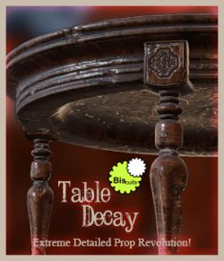 Biscuits Table Decay Prop