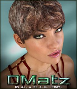 DMatz MSC Street Hair