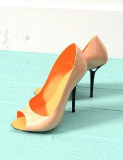 Deco Pumps for Genesis 3 Female(s)