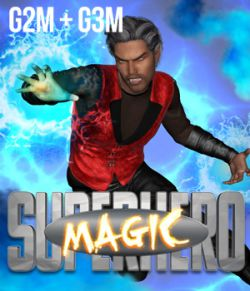 SuperHero Magic for G2M & G3M Volume 1