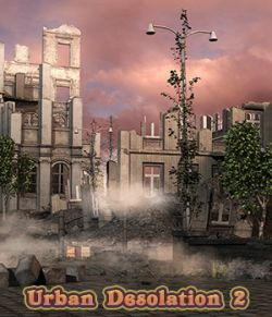 Urban Desolation Backgrounds 2