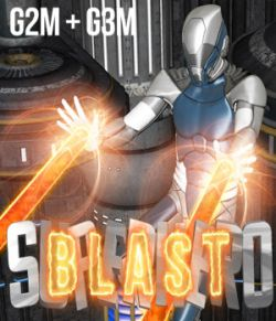 SuperHero Blast for G2M & G3M Volume 1
