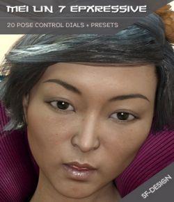 Mei Lin 7 Expressive