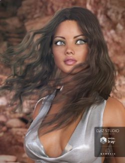 Sunny Hair for Genesis 3 Female(s)