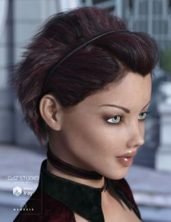 Soleil Hair for Genesis 2 & 3 Female(s)