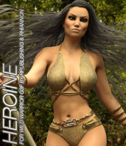 HEROINE- Wild Warrior for the Genesis 3 Female