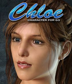 Exnem Chloe Character for G3 Female