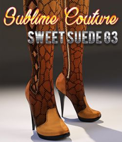 Sublime Couture: Sweet Suede G3