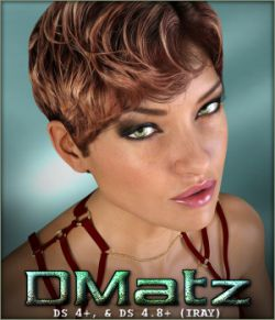 DMatz MSC Dinasty Hair