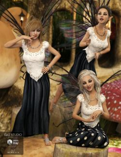 MFD Matching Morphs Pixie Perfect Izabella7