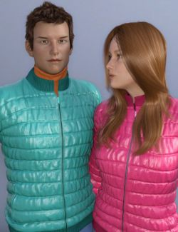 Autumn Jackets for Genesis 3 Male(s) and Female(s)