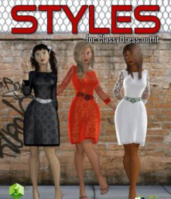 Styles for Classy Dress Outfit for G3F