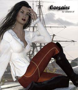 Corsaire for Genesis 3 F