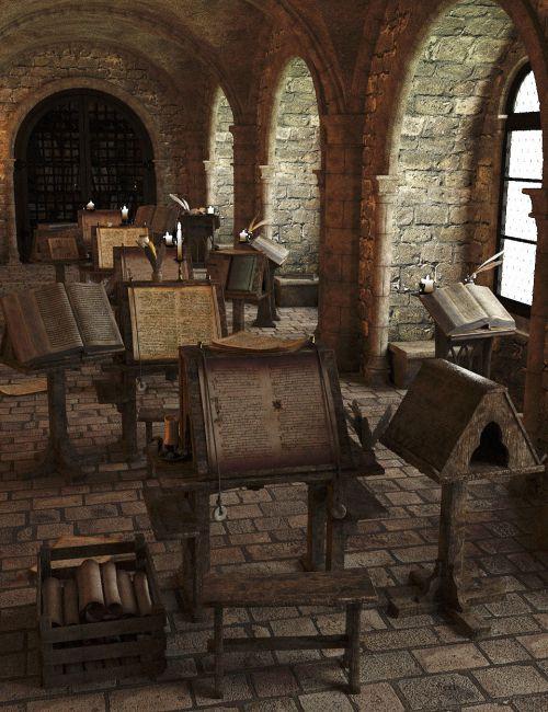 Medieval Scriptorium
