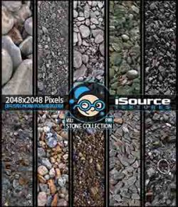 Stone Collection - Vol1 (PBR Textures)