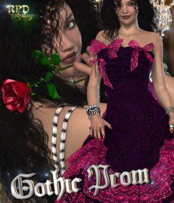 Lolita Dress - Gothic Prom