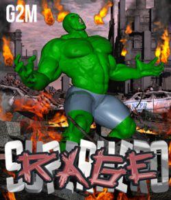 SuperHero Rage for G2M Volume 1