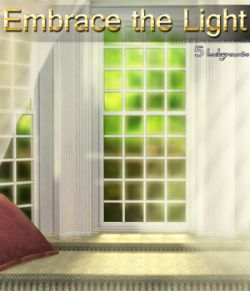 Embrace the Light- 2D backgrounds