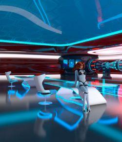 AJ Futuristic Base 2