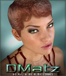 DMatz MSC Gel Hair