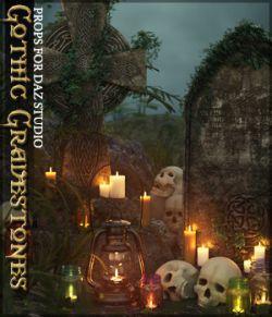 SV's Gothic Gravestones DS