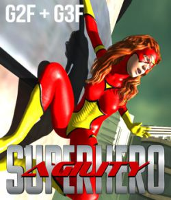 SuperHero Agility for G2F & G3F Volume 1