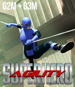 SuperHero Agility for G2M & G3M Volume 1