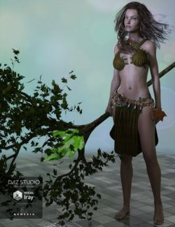 Woodland Elf for Genesis 3 Female(s)