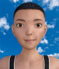 Oskarsson's Kid Android for Genesis 3 Females