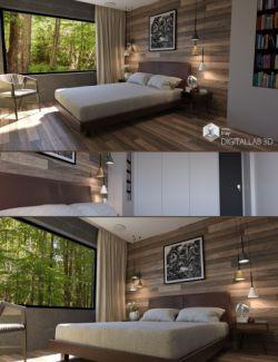 Euro Bedroom