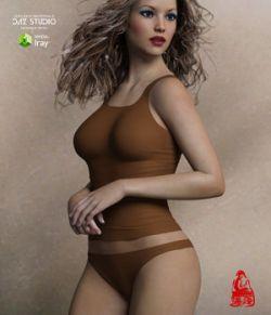 Sexy Underwear for Genesis 3 Females