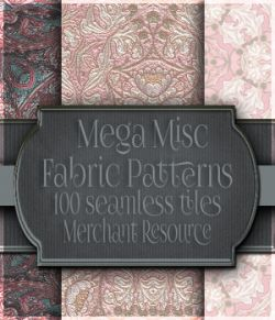 MR- Mega Misc Fabric 7