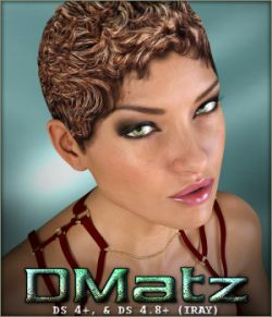 DMatz MSC Painter Hair