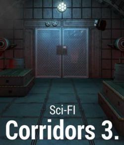 Sci-Fi Corridors 3.